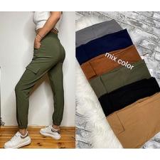 Taskutega casual püksid