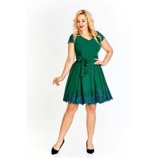 Roheline kleit AURELIA