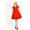 Punane kleit AURELIA
