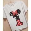 Efektne valge Minnie T-särk