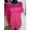 Roosa taskutega kleit