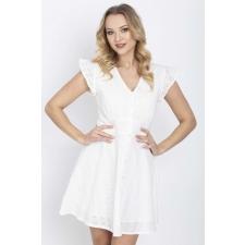 Valge suvine kleit